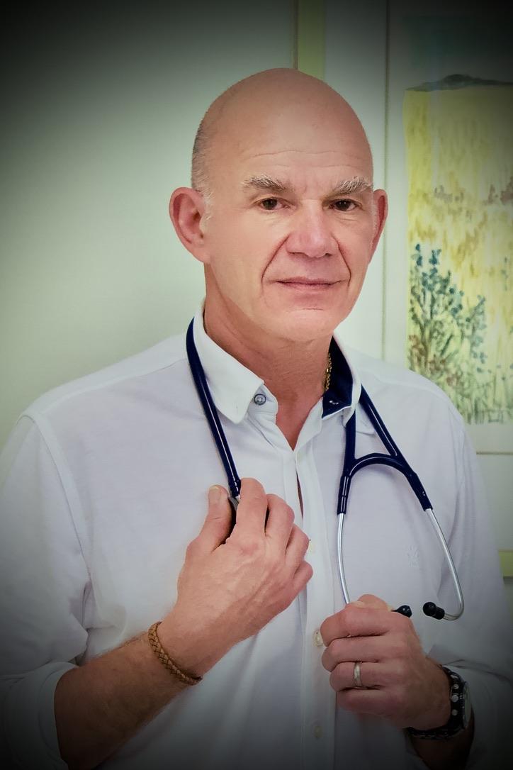 Rolf-Max Berndt, Facharzt für Allgemeinmedizin